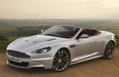 Aston Martin DBS Volante : on enlève le haut