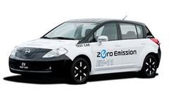 Nissan : une nouvelle plate-forme électrique