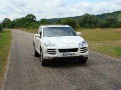 Essai Porsche Cayenne Diesel : enfin raisonnable ?
