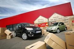 Essai Citroën C3 Picasso vs Renault Grand Modus : Combat de Box