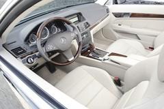 Essai Mercedes E Coupé 350 CDI et 500