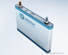 Batterie : BMW choisit Bosch