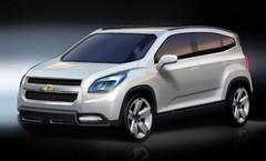 Chevrolet Orlando électrique