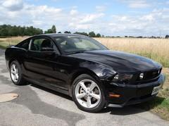 Essai Ford Mustang GT 2010: Un pur-sang encore éblouissant ?