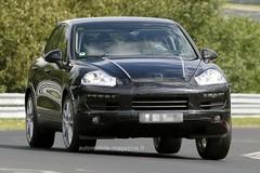 Future Porsche Cayenne : Toujours sportive, mais moins gourmande