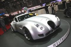 Wiesmann Roadster MF5 : Le V10 en stéréo !