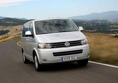 Volkswagen Caravelle : Facelift de la gamme T5