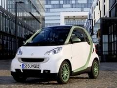 La production de la nouvelle Smart électrique débutera en novembre