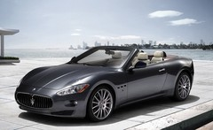 Maserati GranCabrio : Nouvel air