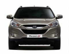 Hyundai Tucson ix35 : un nouveau look pour le SUV