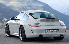 Porsche 911 Sport Classic : La queue de canard est de retour