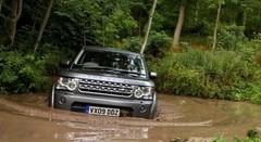Essai Land Rover Discovery 4 : Rien ne l'arrête