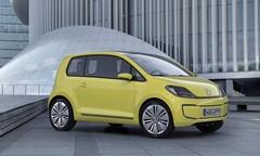 Volkswagen E-Up : un modèle électrique en 2013