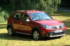 Essai Dacia Sandero Stepway : juste une question de look