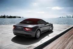 La Maserati Grancabrio capotée : Toujours aussi belle