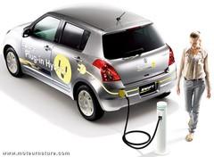 Suzuki Swift plug-in hybride :  le nouvel essai de Suzuki, avec architecture série