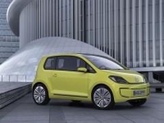 Une version Skoda de la Volkswagen E-Up ! en préparation