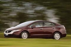 La Honda FCX Clarity à l'essai : La technologie du futur déjà sur la route