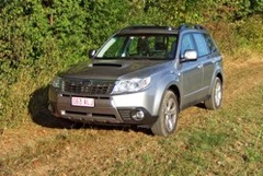 Essai Subaru Forester 2.0 D Executive bvm6 - 147 cv