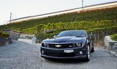 Essai Chevrolet Camaro 2SS : L'autre pur sang américain