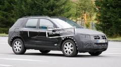 Premières photos du Volkswagen Touareg 2
