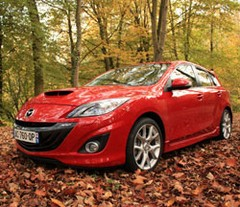 Essai Mazda 3 MPS : Zoom Zoom