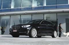 Essai BMW 530d Gran Tusimo