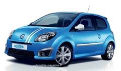 Renault Twingo R.S. Gordini : Le retour de Gordini se précise