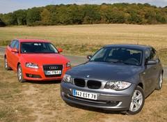 Essai Audi A3 1.6 TDI Sportback et BMW 116d : L'honneur est sauf