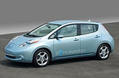 La Nissan Leaf sera vendue sans ses batteries