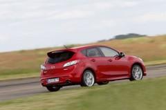 Essai Mazda 3 MPS : Gros bras !