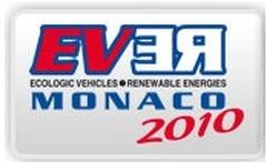 Salon EVER à Monaco du 25 au 28 Mars 2010