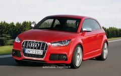 Audi S1 : Pressée d'en découdre