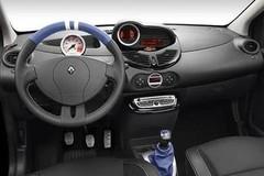 L'habitacle de la Renault Twingo Gordini : Toutes les photos !