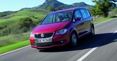 VW : le plein de séries limitées pour le Touran