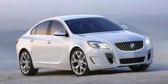 Salon de Detroit 2010 : Buick Regal GS