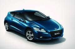 Honda CR-Z: le coupé hybride