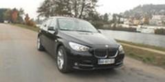 Essai BMW Série 5 GT