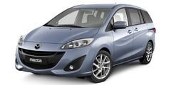 Mazda5 pour Genève