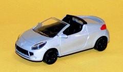 Renault Wind ou W'Air : Trahie par sa maquette