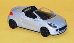 La Renault Twingo CC se dévoile... en miniature !