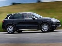Cayenne hybride, première Porsche sous les 200g de CO2