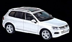 Volkswagen Touareg 2010 : Petite première pour le futur Touareg