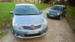 Essai Opel Zafira 1.7 CDTi 125 ch vs Toyota Verso 2.0 D-4D 126 ch : Les seconds rôles