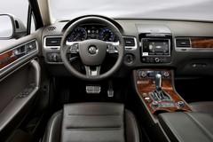 Volkswagen Touareg : style modernisé