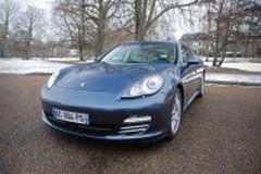 Essai Porsche Panamera 4S : Le palace de Porsche