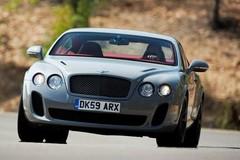 Essai Bentley Continental Supersports : La bourgeoise se lâche