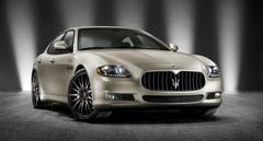 Maserati Quattroporte GT S Award Edition : Auto-récompensée