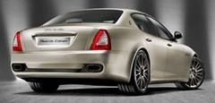 Maserati Quattroporte Sport GT S : série spéciale ''Awards Edition'' à Genève