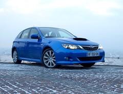Essai Subaru Impreza 2.0D Sport